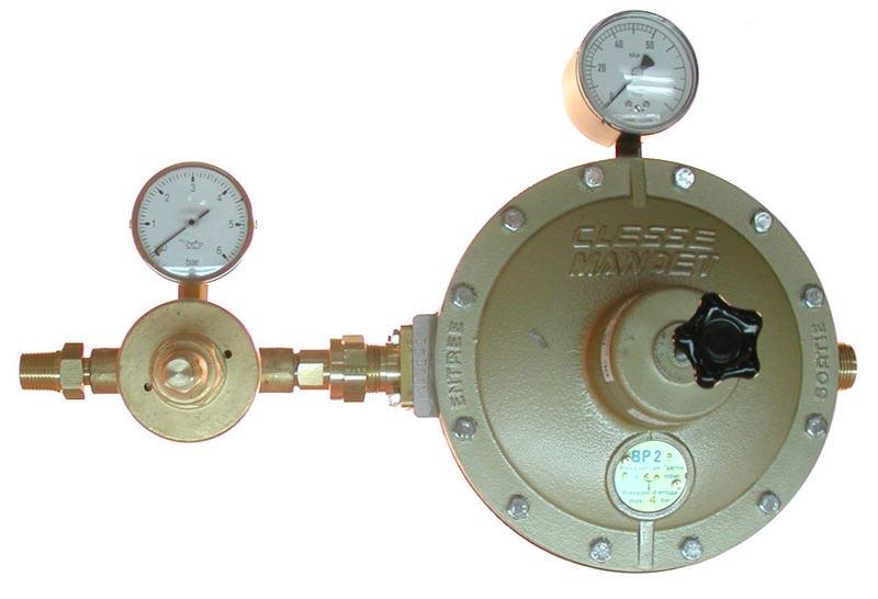 Détendeurs basse pression DL55+BP2
