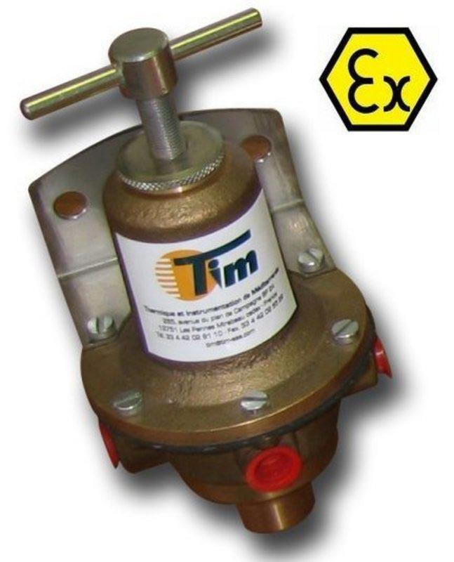 Détendeurs moyenne pression D10058S/02