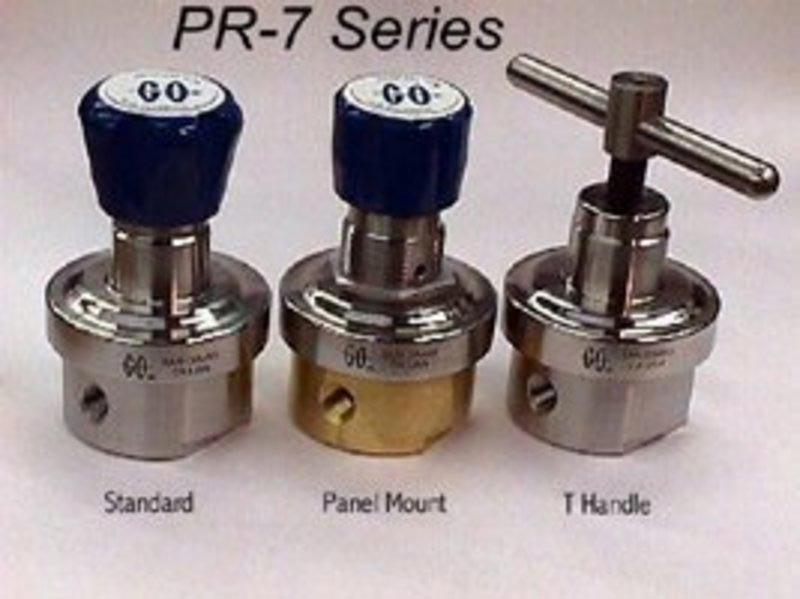 Détendeurs gamme labo PR-7