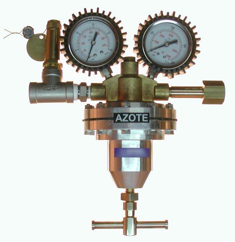 Détendeurs moyenne pression DL55 cuirassé grand débit