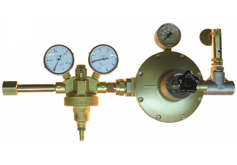 Détendeurs basse pression DL55 DD type labo