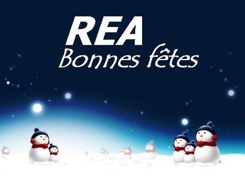 Visuel : Bonnes fêtes de fin d'année 2012
