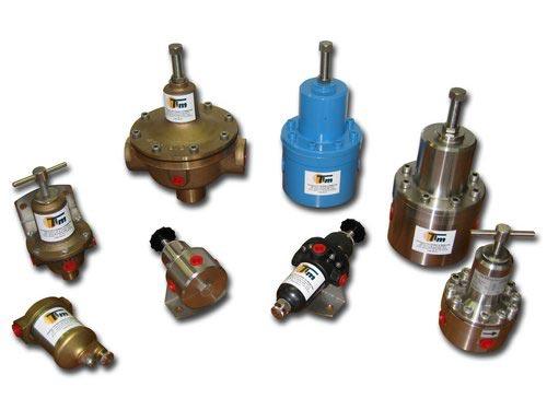 Visuel : Nouvelle gamme de détendeurs haute compatibilité chimique