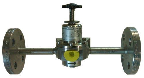 Visuel : Fabrication sur mesure de détendeurs et régulateurs de pression