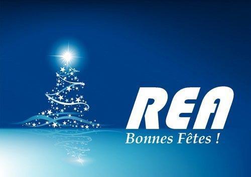 Visuel : REA vous présente tous ses voeux 2013