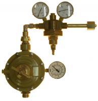 Visuel : Lignes de détendeurs et régulateurs de pression spécifiques