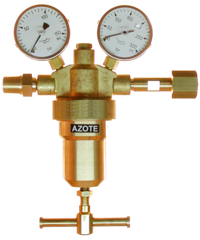 Cliquer pour fermer la fenêtre -  Detendeur basse pression Azote DL 55 HP