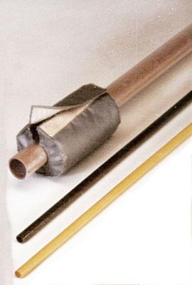 Cliquer pour fermer la fenêtre -  Isolant electrique thermique Mousse silicone